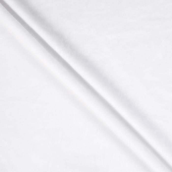 Shannon Minky Solid Cuddle 3 White