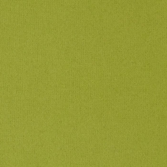 Kaufman Flannel Solid Leaf Green