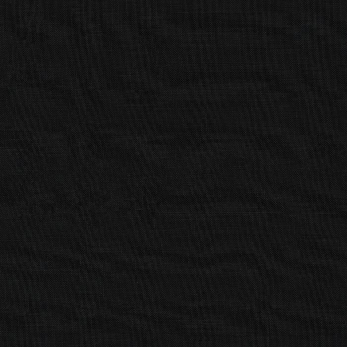 Kaufman Waterford Linen Black
