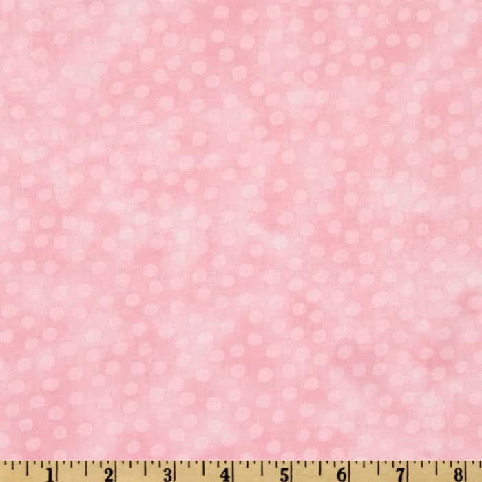 Moda Marble Dots Light Pink