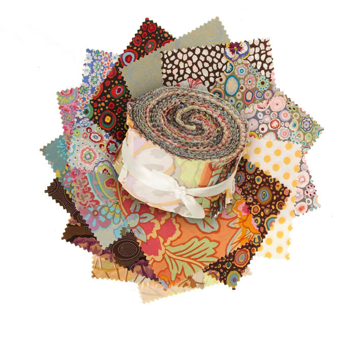 Kaffe Fassett 2.5'' Design Roll Neutral