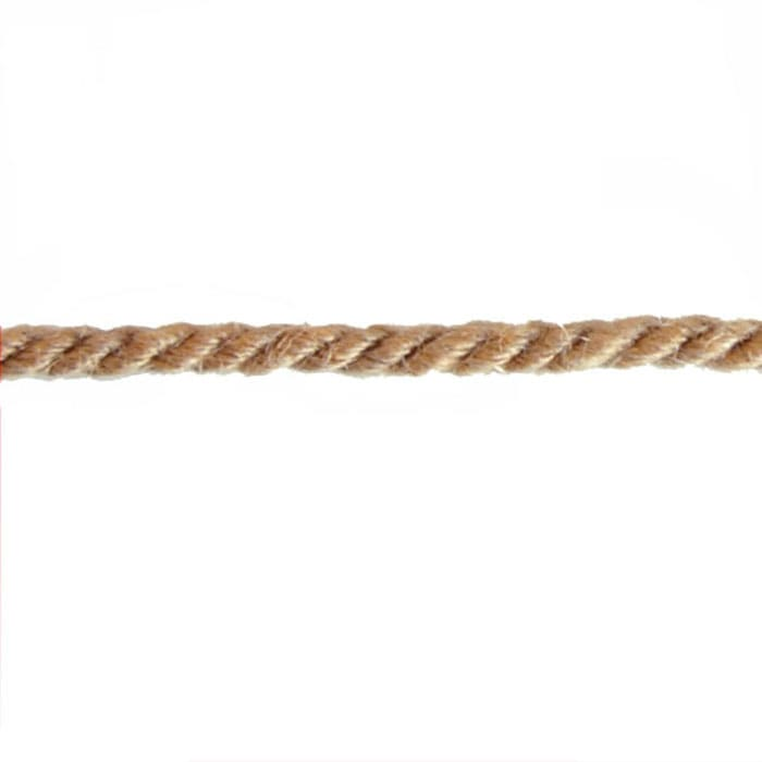"Expo 3/16"" Charlotte Cord Trim Natural"