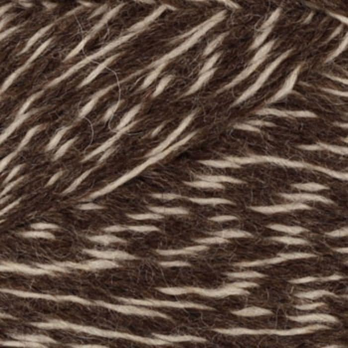 Lion Brand Fishermen's Wool Yarn (201) Maple Tweed