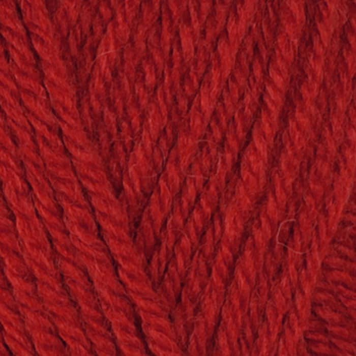 Lion Brand Wool-Ease Yarn (202) Ranch Red