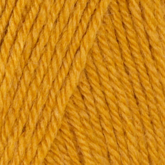Lion Brand Wool-Ease Yarn (159) Mustard