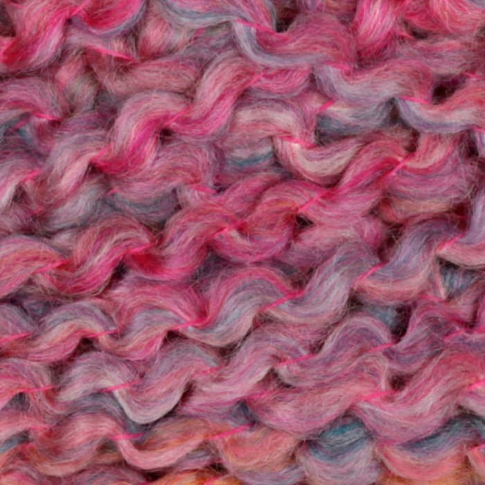 Lion Brand Homespun Yarn (416) Coral Reef