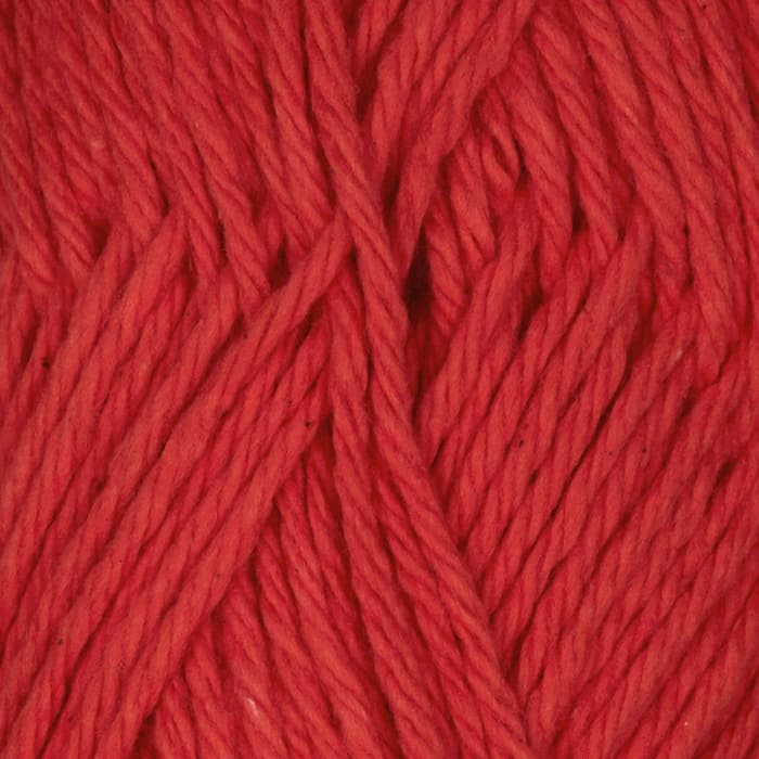 Lion Brand Kitchen Cotton Yarn (114) Cayenne
