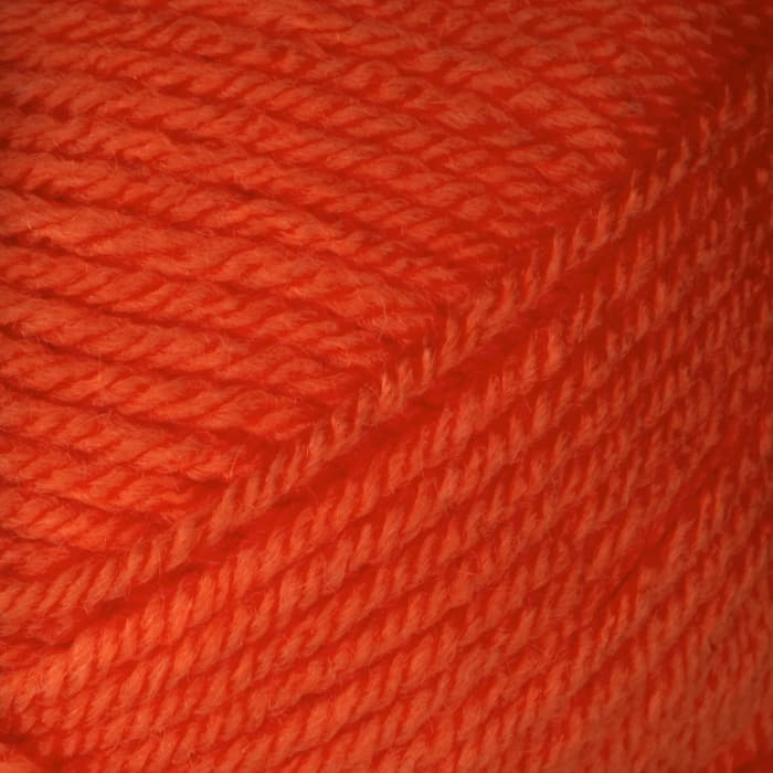 Lion Brand Vanna's Choice Yarn (132) Radiant Orange