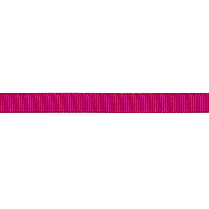 "3/8"" Grosgrain Ribbon Fuchsia"