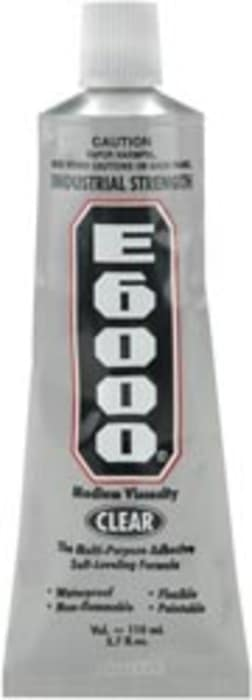 E6000 Multi-Purpose Adhesive