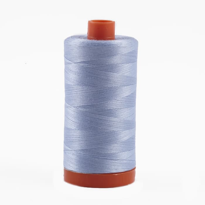 Aurifil Quilting Thread 50wt Robins Egg