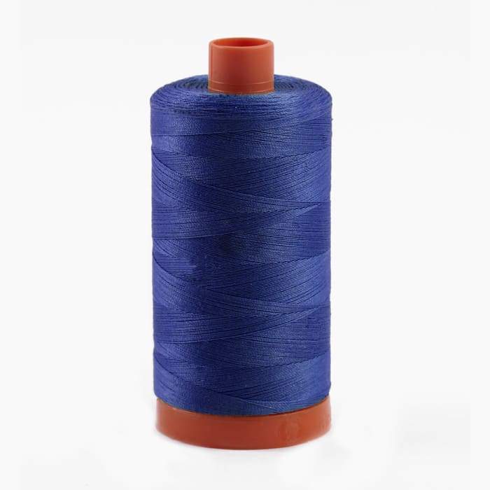 Aurifil Quilting Thread 50wt Delft Blue