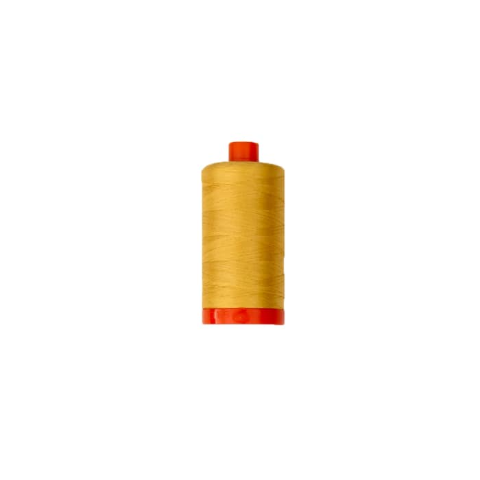 Aurifil Quilting Thread 50wt Spun Gold