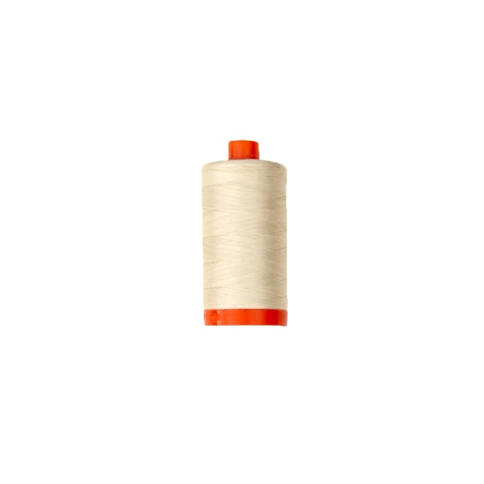 Aurifil Quilting Thread 50wt Light Beige