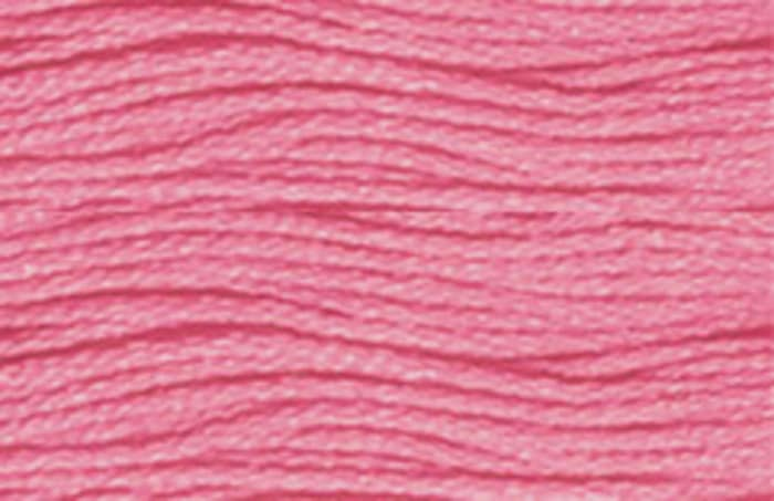 Anchor Six Strand Embroidery Floss  8.75 Yard Skein (52) China Rose MD