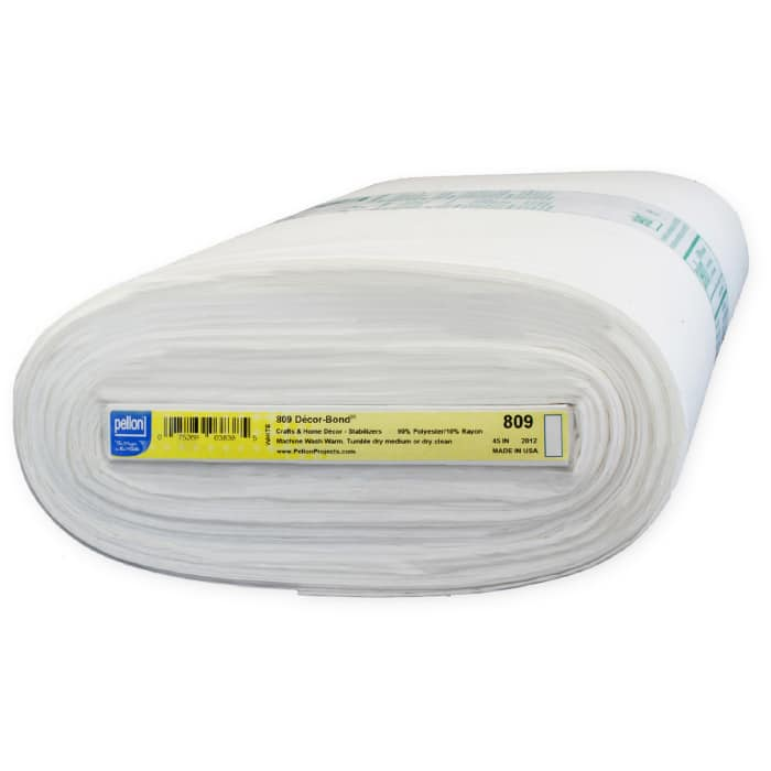 Pellon 140100 Interfacing Décor-Bond Fusible 25 YD BOLT