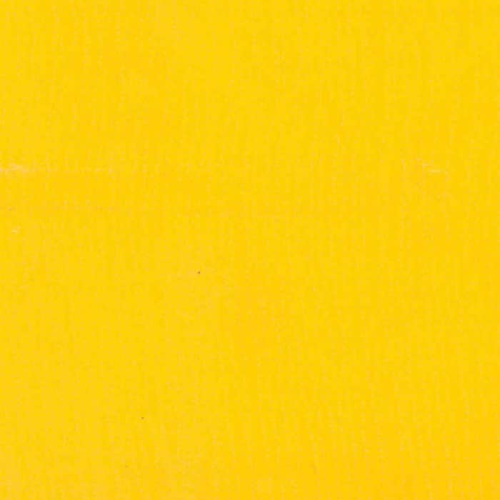 Oil Cloth Solid Taxi Yellow
