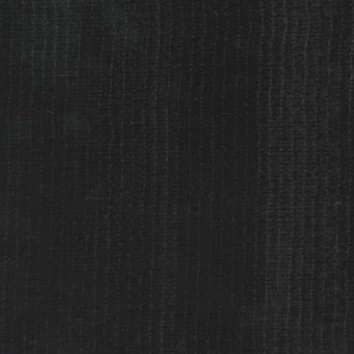 Oil Cloth Solid Black