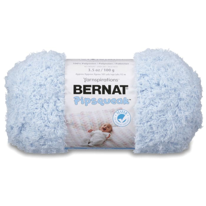 Bernat Pipsqueak Yarn (59128) Baby Blue