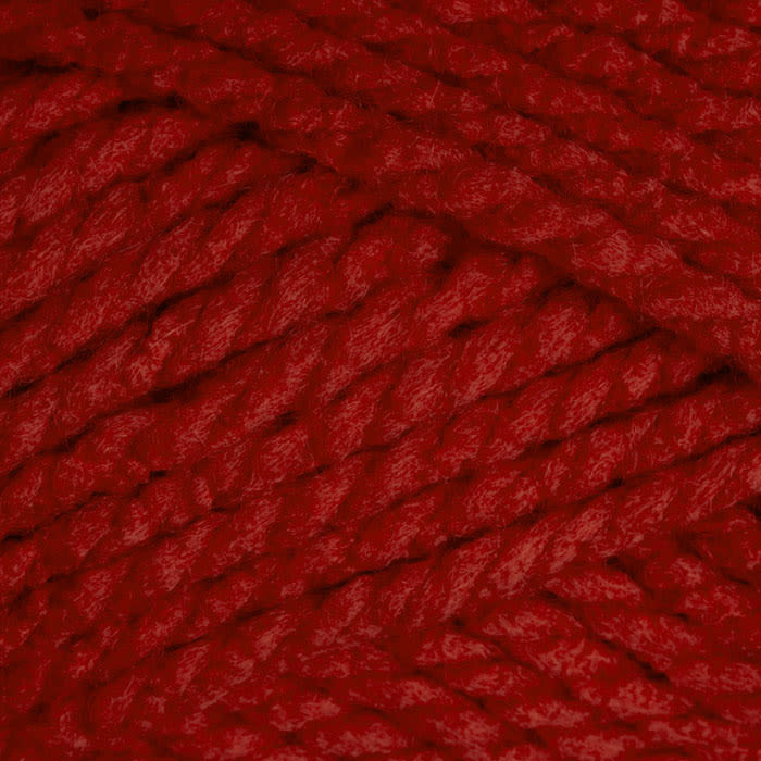 Bernat Softee Chunky Yarn (28531) Rouge