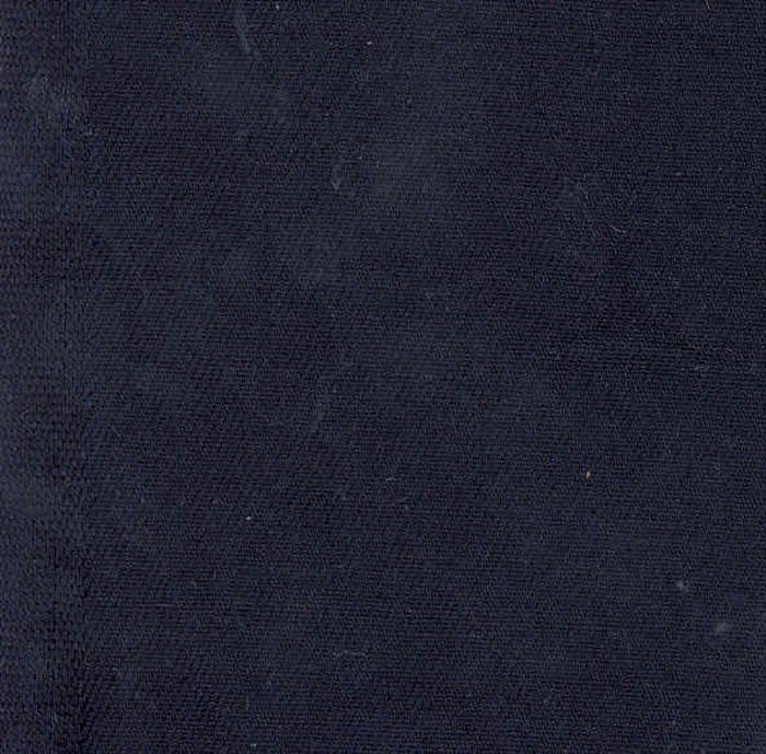 Poly/Cotton Twill Fabric Navy