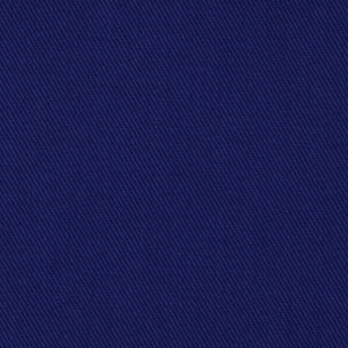 Royal 10oz. Brushed Bull Denim Twill Royal Blue