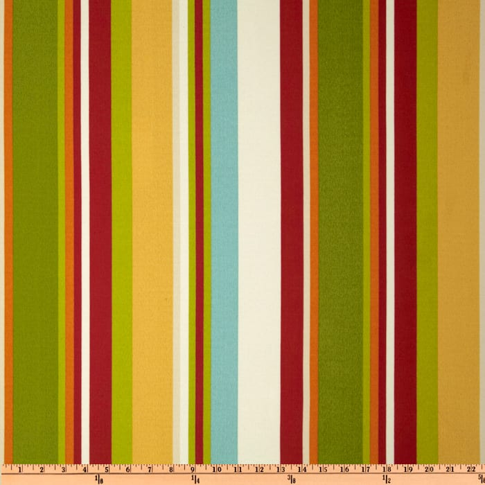 Richloom Solarium Outdoor McCoury Stripe Beachside